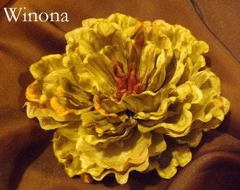 Tribal Fusion ATS Bellydance Floral Hair Clip, Winona