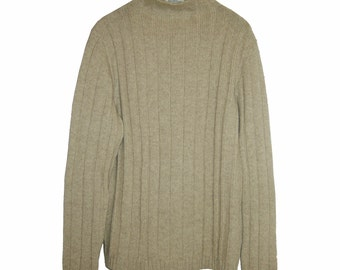 Vintage Made In Italy Designer VALENTINO STUDIO Wool Pull Over Sweater