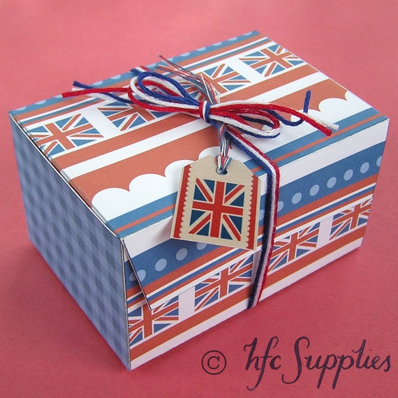 British printable gift box 2 templates to print and make yourself il570xn solutioingenieria Images