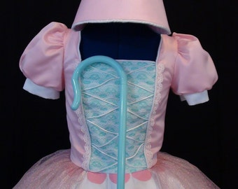 Bo Peep Custom Costume
