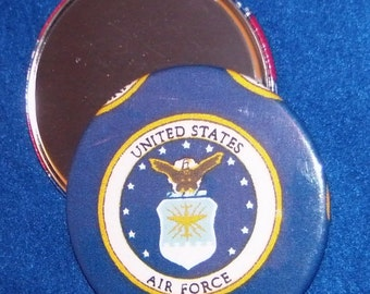 "US Air Force 3"" Magnet Strong and Large Size Basket Filler"