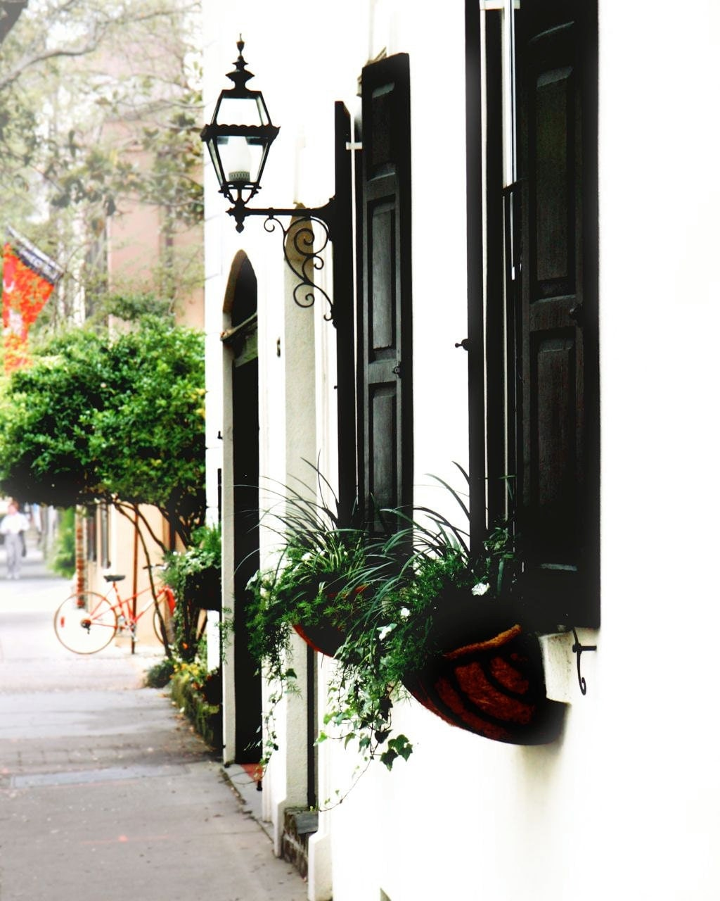 Southern Decor: Southern Home Decor Charleston Architecture Photograph Print