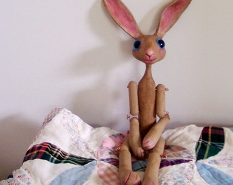 Rabbit Doll: Vincent