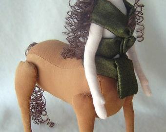 Centaur Doll - OOAK