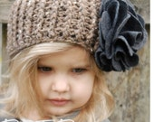 Crochet PATTERN-The Willow Warmer (Toddler, Child, Adult sizes)