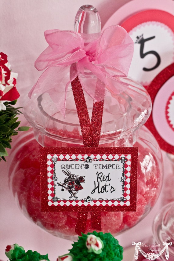 Red Hot Gift Printable