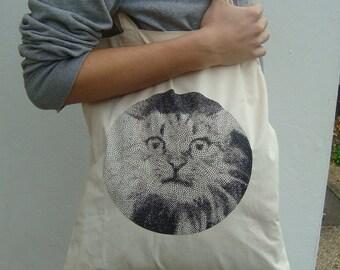 Feral Cat Tote Bag