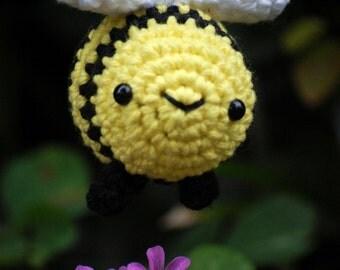 Bumble Bee Amigurumi Adventure Time