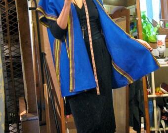 CUSTOM Jacket, CUSTOM light coat,  ZigZag Silk, Free Size