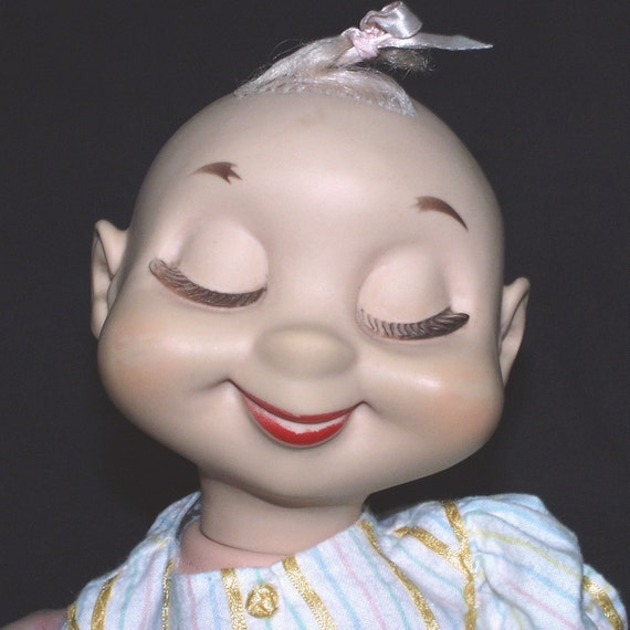 Suzie the Snoozie Whimsies Doll American Character 1960 Whimsy Suzy Wimsy Susie
