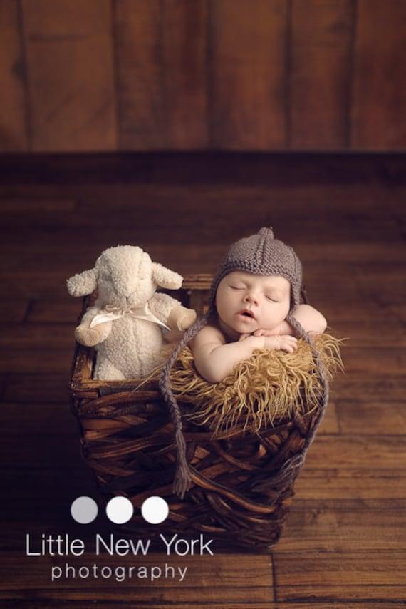 Newborn photo prop, Newborn/ baby original hat, photography props, newborn boy, newborn knit hat, newborn girl, newborn hat, baby hat, knits
