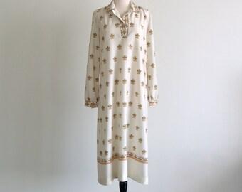 Meet Me in Marfa Vintage Dress