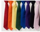 Little Boy Necktie - Solid Colors