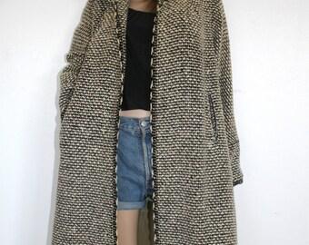 Vintage Wool Coat 60s