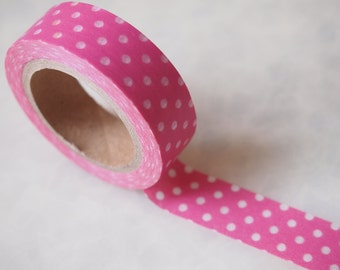 Washi Tape - dots (10M)