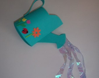 W is for WATERING CAN Craft Kit
