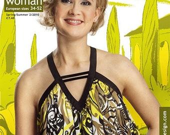 OTTOBRE woman Spring/Summer issue 2 / 2010