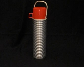 Metal Lunch Thermos