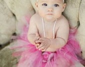 COTTON CANDY Tutu and Headband