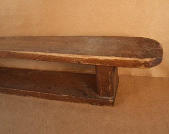 Wooden Ironing Board /  Handmade Farmhouse Object