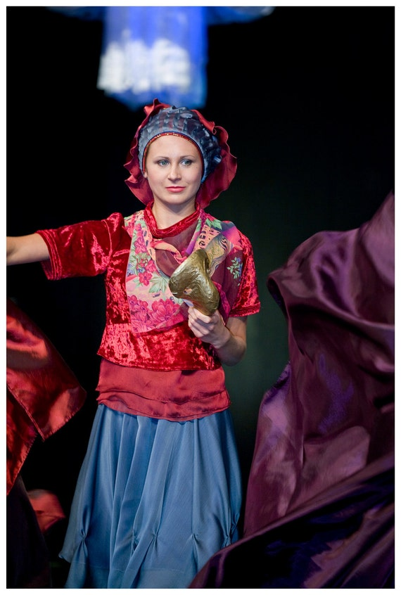 "Women fairy adult costume, bird costume, fairy costumes for adults, designer collection ""Birds"" by Elisaveta Sivas"