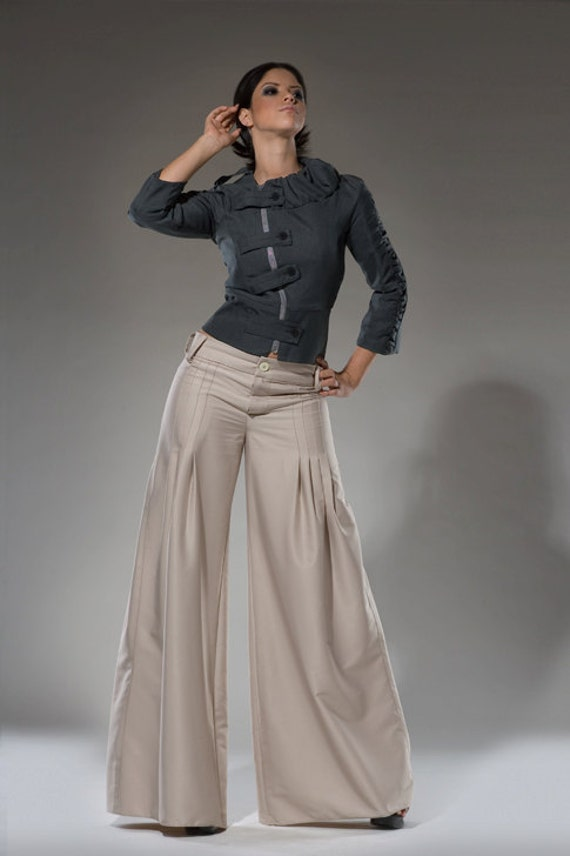 Women's Palazzo Pants. invalid category id. Women's Palazzo Pants. Product - ZANZEA New Women Chiffon High Waist Palazzo Yaga Pants Wide Leg Loose Casual Long Trousers. Product Image. Price $ Product Title. Clothing, Electronics and Health & Beauty. Marketplace items.