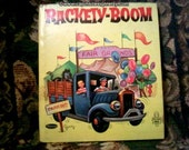SCARCE1953 Rackety Boom/Tell A Tale Book Early Ver.