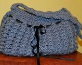 Crochet Pattern PDF - Purse / Bag / Hobo - Big Shelly Bag
