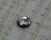 YOUR NAME Personalized Hand Stamped Quarter