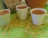 Sale, Teacup Candles, Container Candles, Coffee Mug Candles, Hand Poured Candles, Ready to Ship