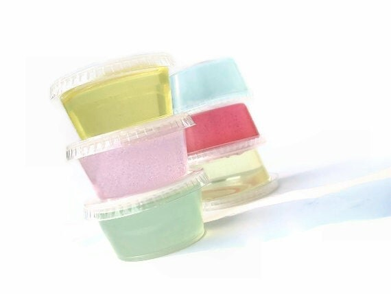 Scented Wax Melts Gel Tarts for Warmers Burners Assortment Variety Pack Combo Collection Flameless Candles Pastel Rainbow Car Air Freshener