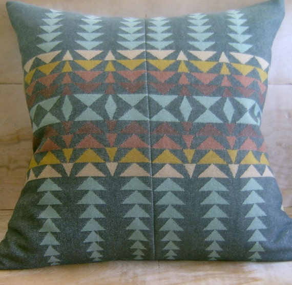 Pendleton Fabric Pillow, 20x20