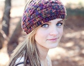 Painters Palette knitted Headband