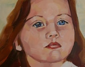 CUSTOM PORTRAIT oil painting - from your photos