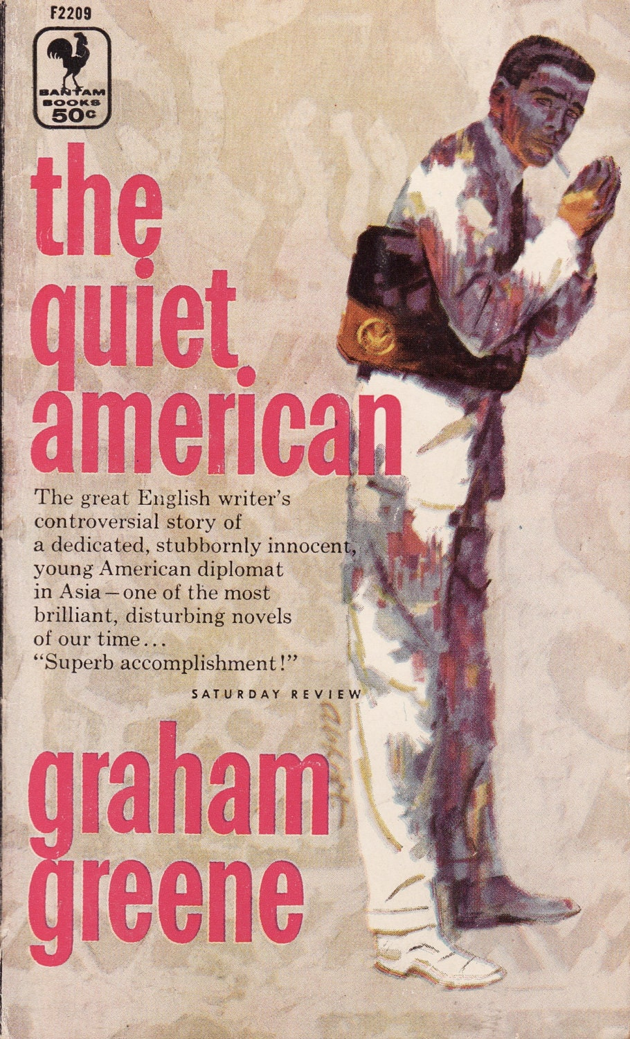the quiet american thesis Critical essays major themes bookmark this page manage my reading list the lost generation in the autumn of in all quiet on the western front.