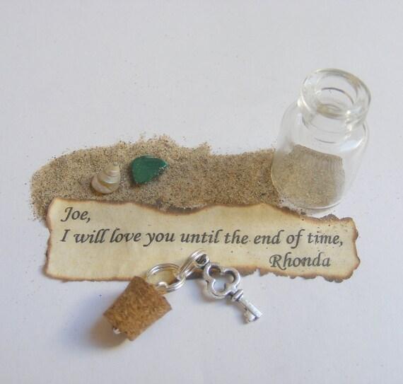 Message In a Bottle Necklace, Bottle Pendant, Miniature Bottle Necklace, Wish Bottle, Personalised Necklace, Message Pendant Message Jewelry