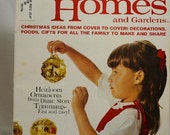 Better Homes and Gardens Magazine December 1964
