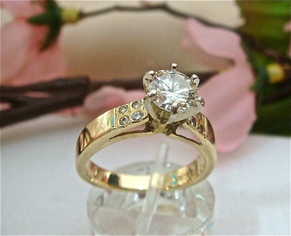 SAVE 5000 81ct Diamond Solitaire 96ctw Investment