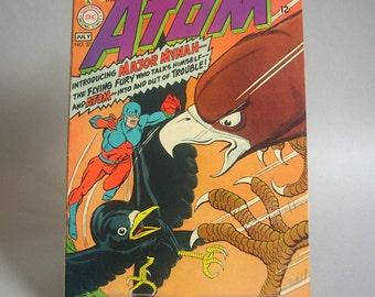 Vintage, The Atom Comic Book No. 37 July 1968, DC Comics