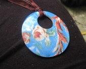 Oriental shores necklace
