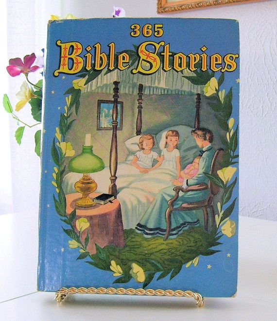 365 BIBLE STORIES 1951