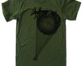 Men's BALLOON FISH t shirt s m l xl xxl (+ Color Options)