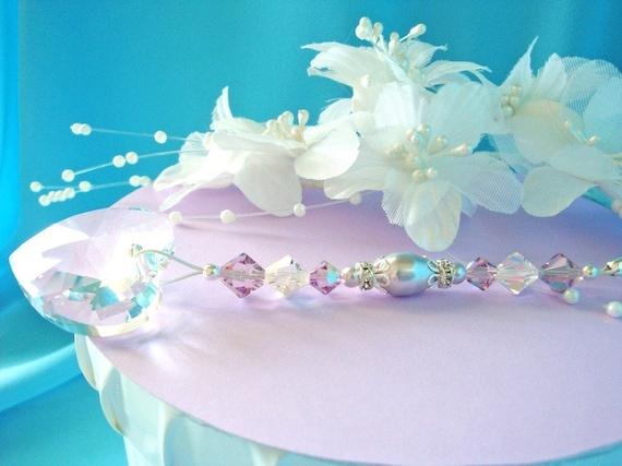 Ceiling fan pull chain purple little girls room nursery decor like this item aloadofball Choice Image