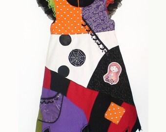 Sally Costume Nightmare Before Christmas, Sally Dress for for Girls Halloween, Nightmare Sally Halloween Costume
