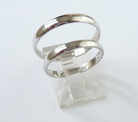 like this item - White Gold Wedding Rings Sets