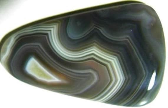 Botswana Agate Designer Cabochon (9082)