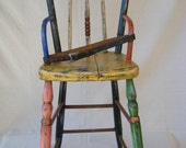 Country Cottage High Chair