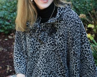 50% OFF Cape Sewing Pattern for Women, women's cape, women's cape pattern, women's jacket pattern