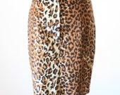 Fredricks of Hollywood - Cavewoman Skirt - Cheetah Animal Print - Size 4