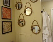 Nautical Mirror Wall Decor